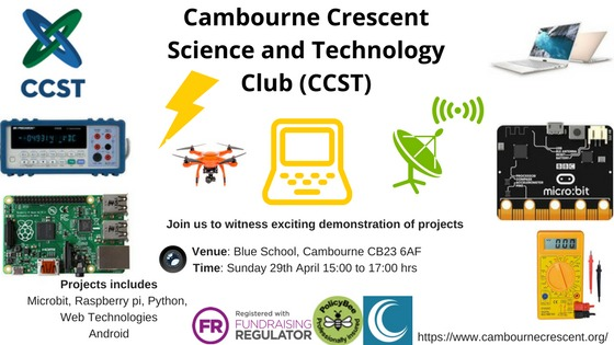 Science and Technology Club – Cambourne Crescent